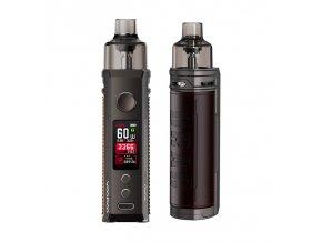 Elektronická cigareta: VooPoo Drag X Pod Kit (Chestnut)