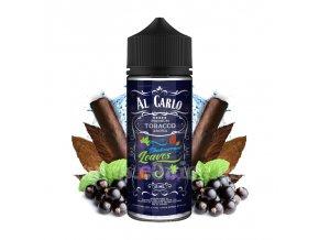 Příchuť Al Carlo S&V: Blackcurrant Leaves (Černý rybíz & tabák) 15ml