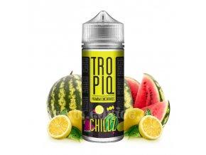 Příchuť Tropiq S&V: Chillz (Vodní meloun s citronem) 15ml