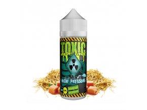 Příchuť Toxic S&V: High Pressure (Jemný tabák s karamelem) 15ml