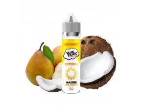 Příchuť Vapetastic S&V: Malibu (Hruška s kokosem) 10ml