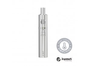 [!Doprodej] - Elektronická cigareta: Joyetech eGo ONE CT (1100mAh) (Stříbrná)