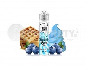 waffle blueberry