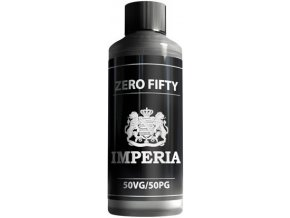 Chemická směs IMPERIA FIFTY 1000ml PG50/VG50 0mg