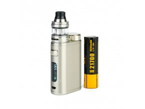 Elektronický grip: Eleaf iStick Pico 21700 Kit s ELLO (Brushed Silver)