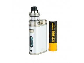 Elektronický grip: Eleaf iStick Pico 21700 Kit s ELLO (Stříbrný)