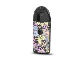 Elektronická cigareta: Vapefly Jester DIY Pod Kit (1000mAh) (Ghost)