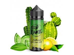 Příchuť CloudJunkie S&V: Catrone (Kaktus s citronem a limetkou) 30ml