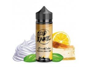 Příchuť CloudJunkie Shake & Vape: Cloudcake (Krémový cheesecake s citronem) 30ml