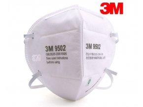 3M respirátor 9502+