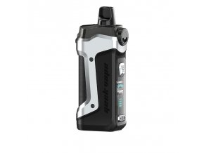 Elektronická cigareta: GeekVape Aegis Boost Plus Pod Kit (Classic Silver)