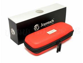 Pouzdro pro elektronickou cigaretu (logo Joyetech) (Červené)