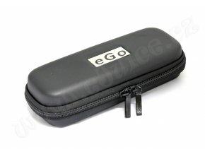 Pouzdro pro elektronickou cigaretu (logo eGo) (Černé)