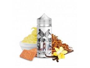 Příchuť Infamous Slavs S&V: Tobacco With Vanilla (Tabák s vanilkou) 20ml