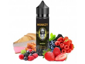 Monkey - Seržant - Shake and Vape - 12 ml