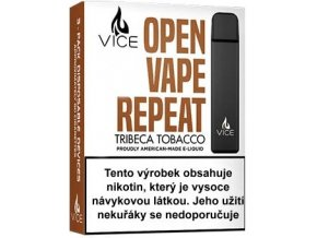 VICE elektronická cigareta Tribeca Tobacco 20mg 3Pack