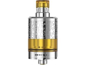BDvape Precisio MTL RTA Limited Night Edition clearomizer Silver