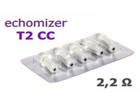 Žhavící tělísko pro eGo clear echomizer T2 CC (1ks) (2,2ohm)