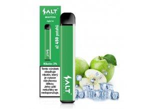 Elektronická cigareta: Salt SWITCH Disposable Pod Kit (Apple Ice)