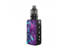 Elektronický grip: VooPoo Drag Mini Refresh Kit s PnP Tank (4400mAh) (B-Purple)