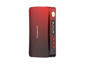 Elektronický grip: Vaporesso GEN S Mod (Black Red)