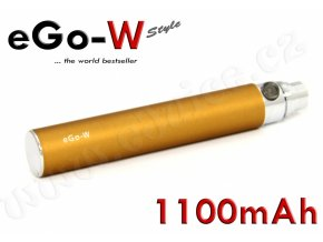 Baterie eGo-W - MEGA XL (1100mAh) - MANUAL (Copper)