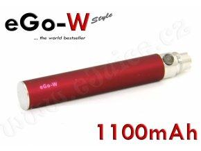 Baterie eGo-W - MEGA XL (1100mAh) - MANUAL (Vínová)