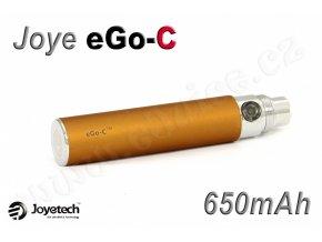 Baterie Joyetech eGo-C - (650mAh) (Copper)