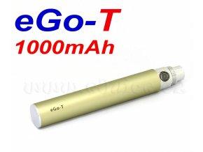 Baterie Joyetech eGo-T - MEGA XL (1000mAh) - MANUAL (Titanová)