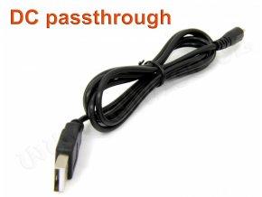 DC kabel pro elektronickou cigaretu eGo X2™ / DCT QUICK
