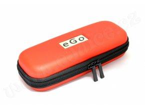 Pouzdro pro elektronickou cigaretu (logo eGo) (Červené)