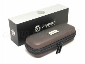 Pouzdro pro elektronickou cigaretu (logo Joyetech) (Hnědé)