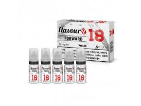 Flavourit 70 30 18mg 5x10ml