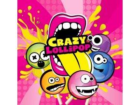 Příchuť Big Mouth Classical - Crazy Lollipops  + dárek zdarma