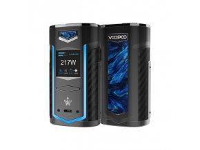 Elektronický grip: VooPoo X217 Mod (P-Prussian Blue)