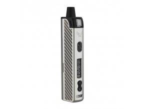 Elektronická cigareta: Vapefly Optima Mod Pod Kit (Stříbrná)