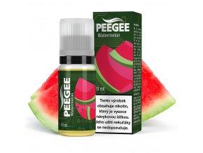 PEEGEE - Vodní meloun - 6mg