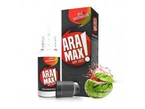 E-liquid Aramax 10ml / 0mg: Meloun vodní (Max Watermelon)