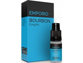 emporio bourbon 10ml 0mg