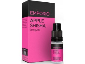 emporio apple shisha 10ml 0mg