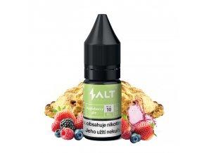 Salt Brew CO - 10ml - 10mg - Appleberry Pie (Jablečný koláč a lesní plody)