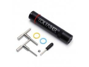 Nástroj pro tvorbu spirálek Coil Father Coiling Kit V2 Coil Jig