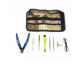 Skládací sada nástrojů Vpdam pro DIY (Žlutá)