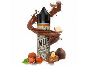 MUR - Shake & Vape - Adrenaline Junkie (Lískooříškové pralinky s čokoládou) - 20ml