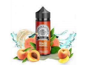 Dexters Juice Lab - Shake & Vape - Peach Guave (Broskev a guava) - 30ml