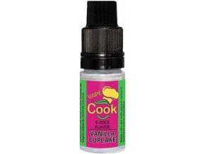 Příchuť VAPE COOK Vanilla Cupcake po exp.