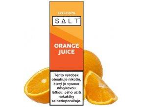 Liquid Juice Sauz SALT Orange Juice 10ml - 5mg