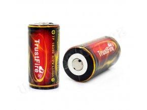 Baterie TrustFire 18350 (1200mAh) s PCB ochranou