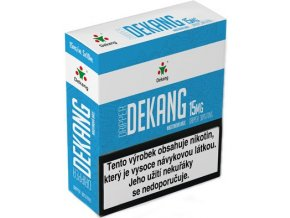 nikotinova baze dekang dripper 5x10ml pg30vg70 15mg