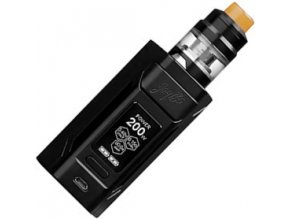 Wismec Reuleaux RX2 20700 grip Full Kit Black  + E-LIQUID ZDARMA